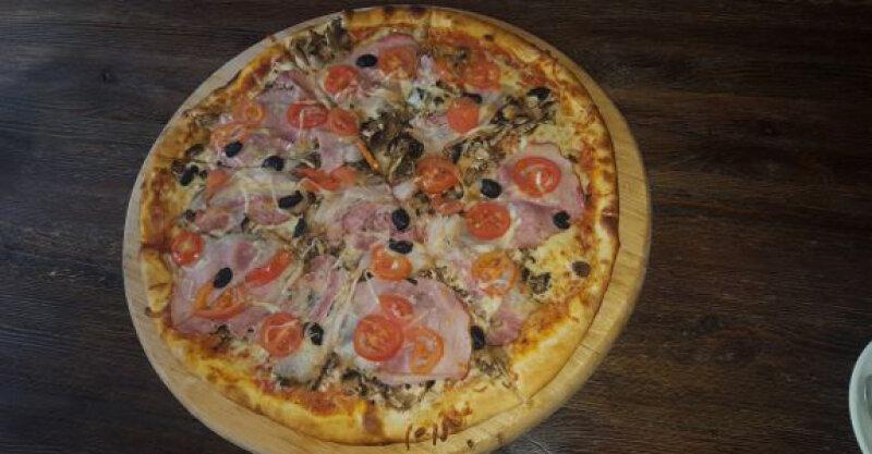 Пицца «Фортуната»