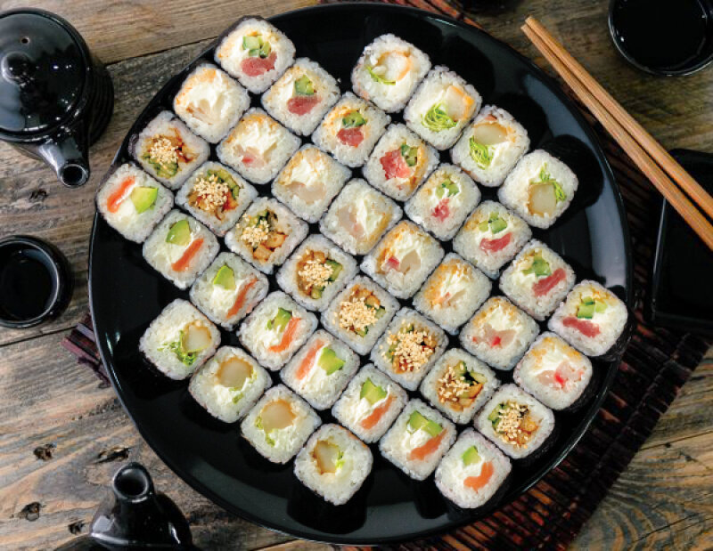 Суши-сет «Маки»