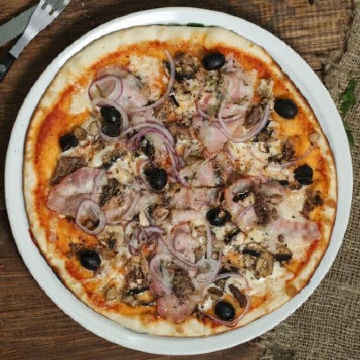 Пицца «Бразилия»