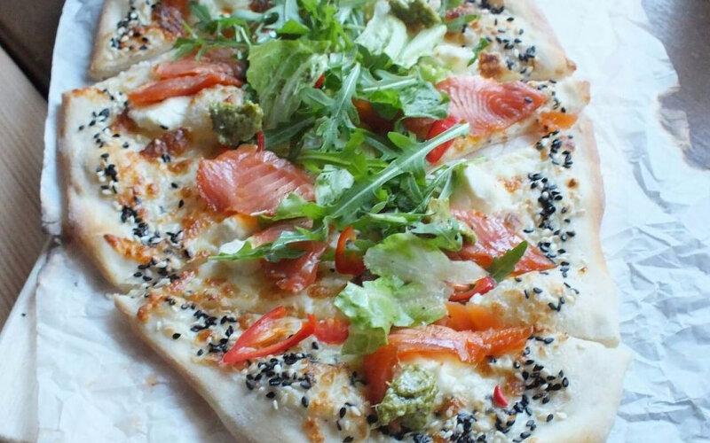Пиццетта «Филадельфия»