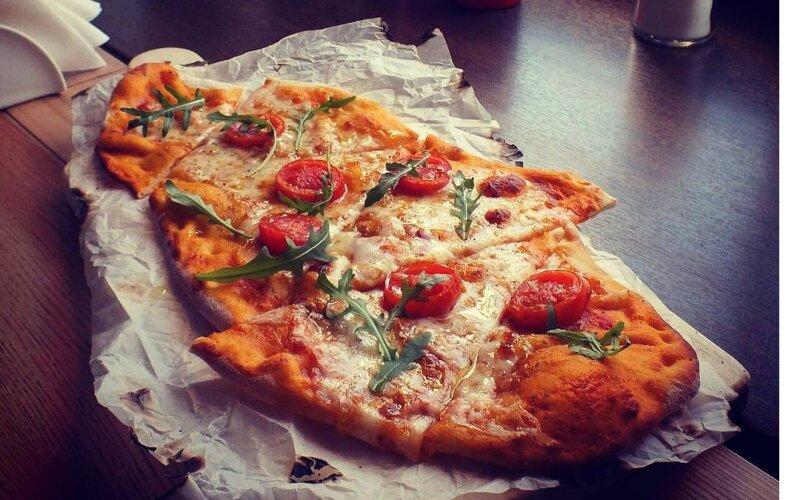 Пиццетта «Маргарита»
