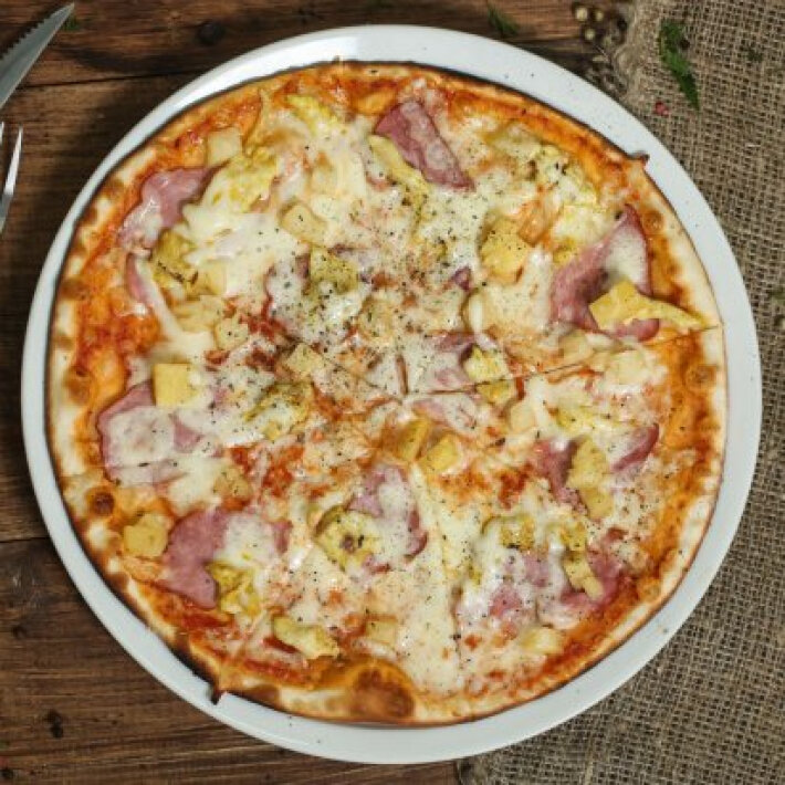 Пицца «Тропикано»