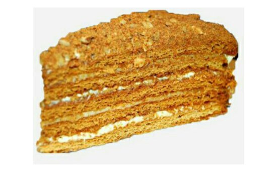 Торт «Медуница»