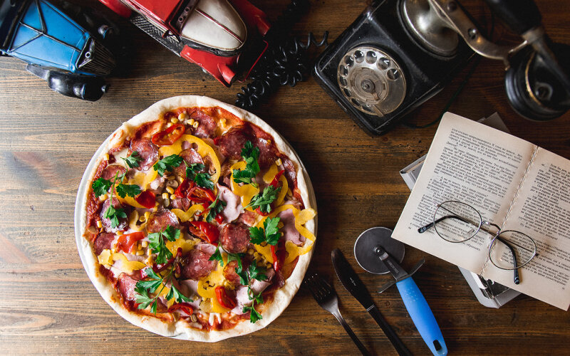 Пицца«Мафия»