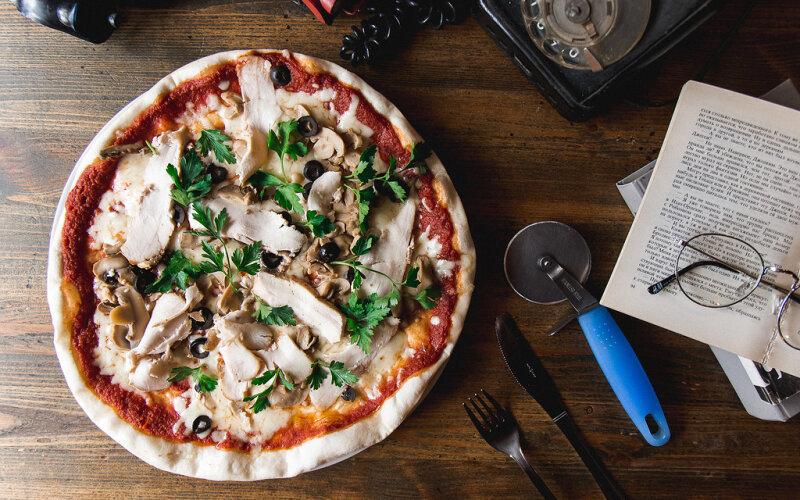 Пицца«Сицилийская»