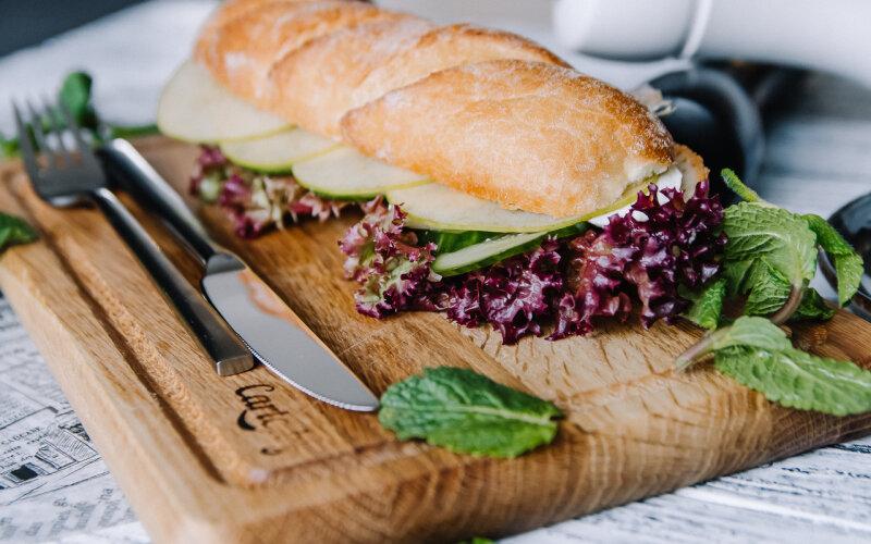 Сэндвич «Бекон»