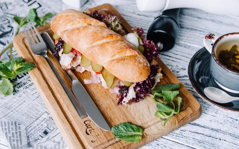 Сэндвич «Туна»
