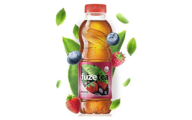 Чайный напиток FuzeTea со вкусом лесных ягод