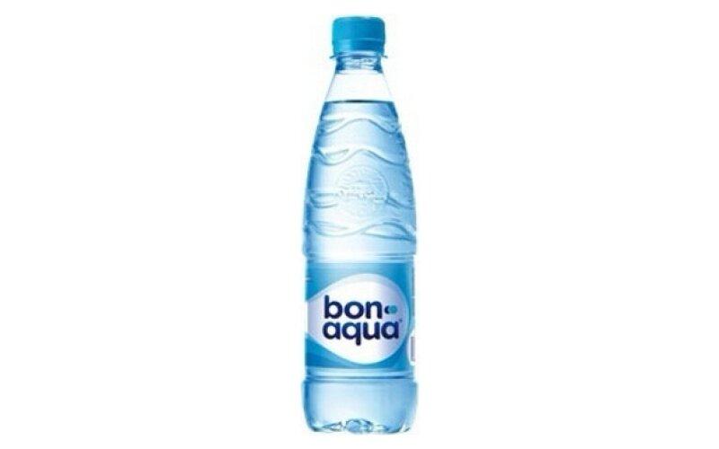 Питьевая вода BonAqua негазированная