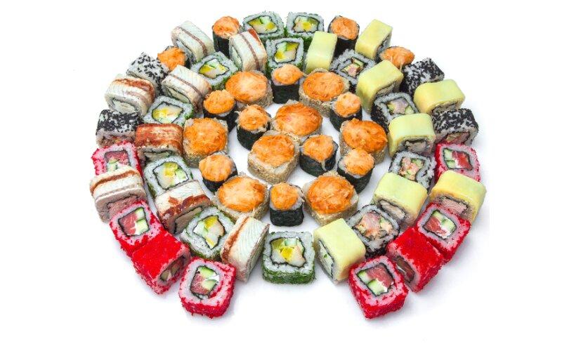Суши-сет «Джанго»