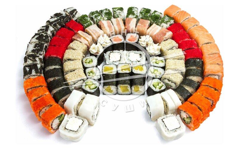 Суши-сет «Большой куш»