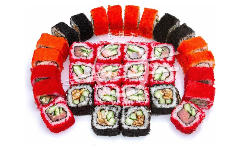 Суши-сет «Калифорнийский»