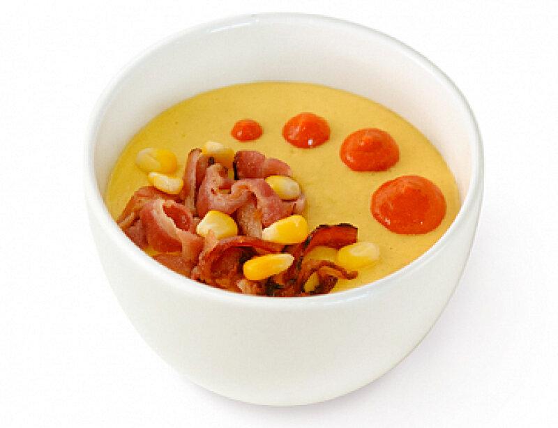 Суп «Корн куриму»