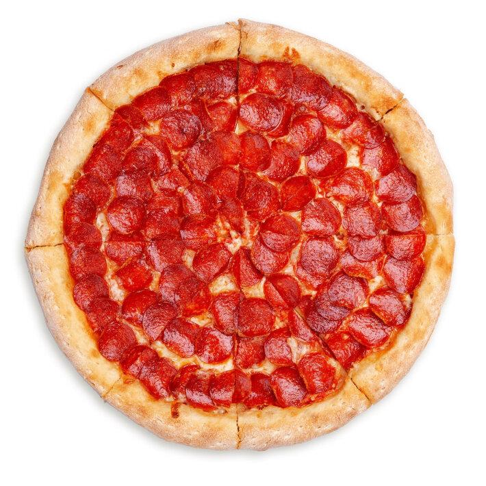 Пицца «Пеперони двойная»