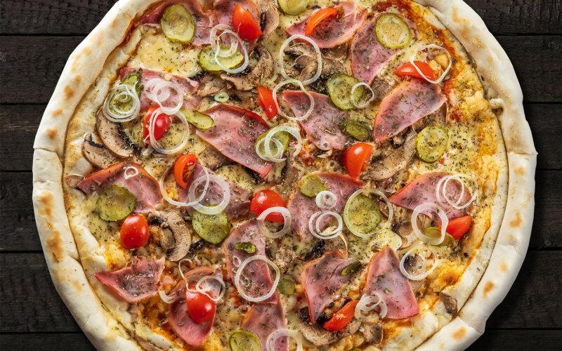 Пицца «Да Винчи» double taste
