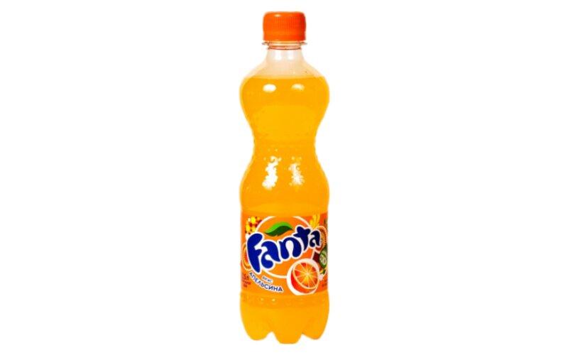 Газированный напитокFanta