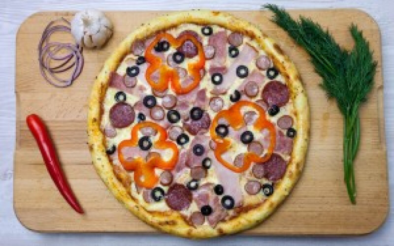 Пицца «Супермясная»