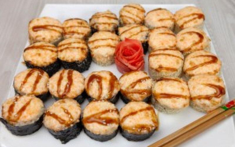 Суши-сет «Запечённая  мафия»