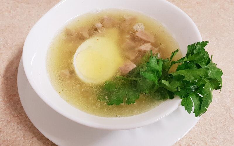 Суп «Панский»