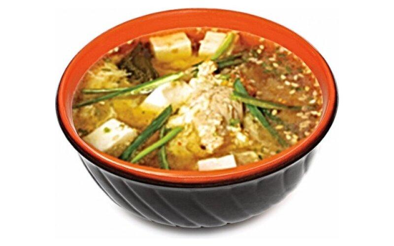 Суп «Кимчи»