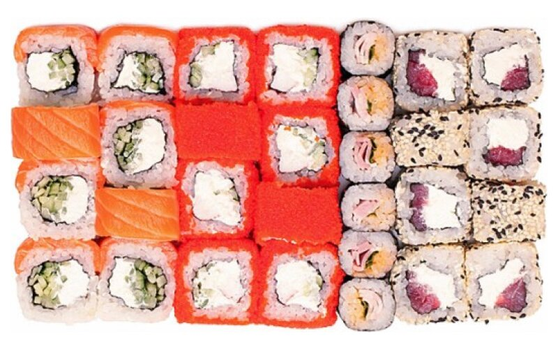 Суши-сет «Суши-шок премиум»