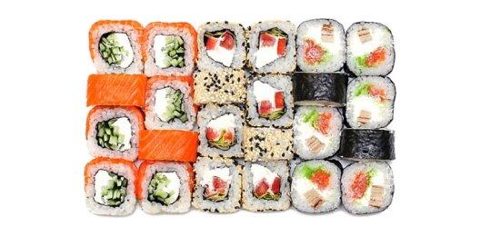 Суши-сет «Банзай»