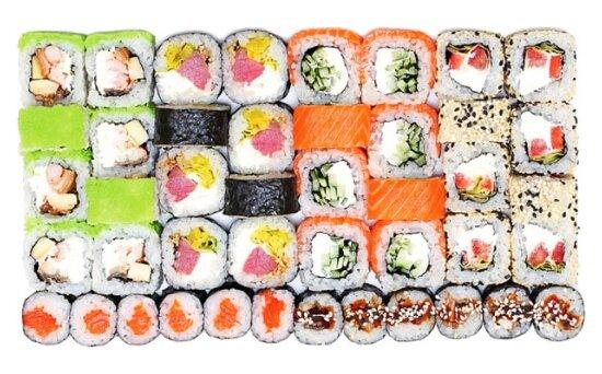 Суши-сет «Наруто»
