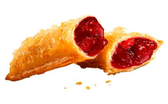 Пирожок с начинкой «Лесные ягоды»