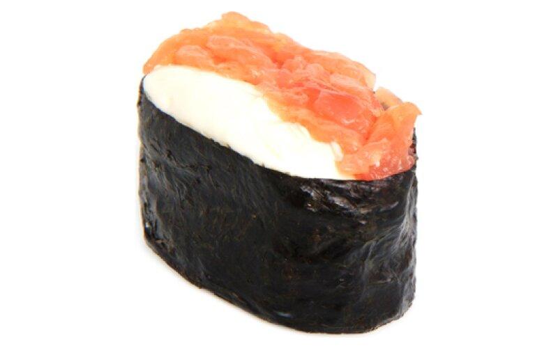 Гункан «Сливочный лосось»