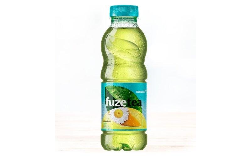 Чайный напиток FuzeTea со вкусом манго и ромашки
