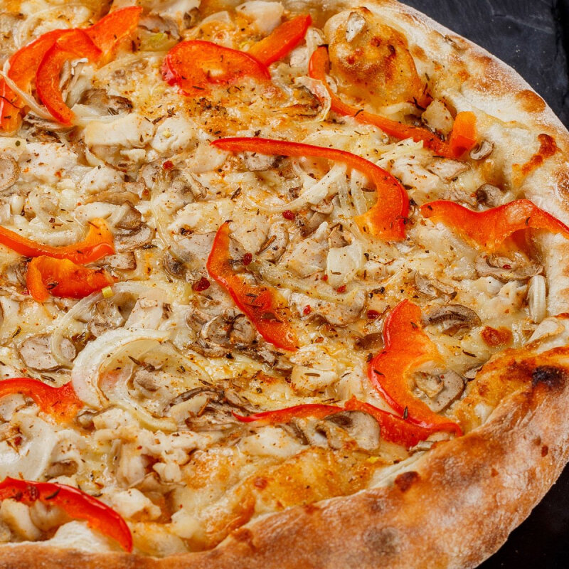 Пицца «Чико» на пышномтесте