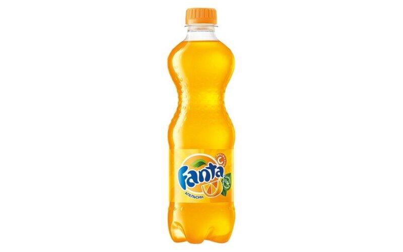 Газированный напитокFanta «Апельсин»