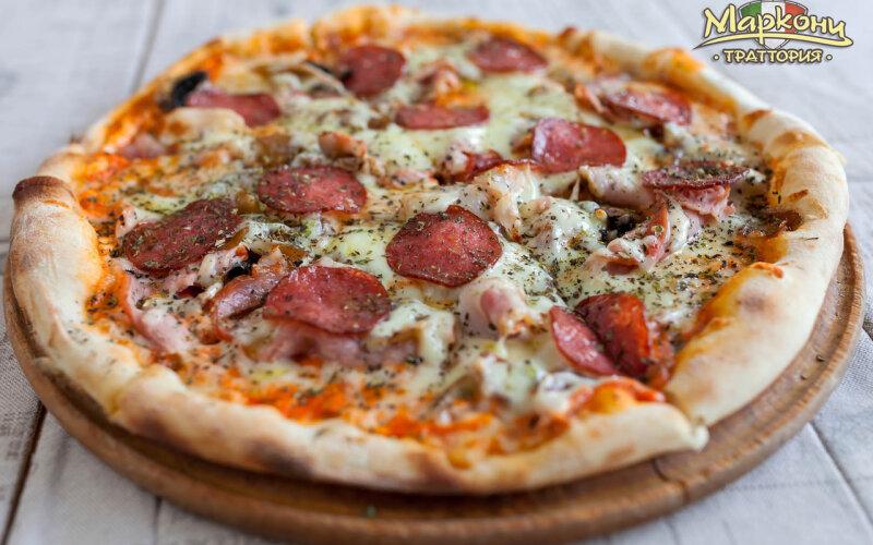 Пицца «Маркони»