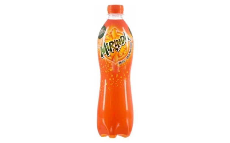 Газированный напиток «Mirinda»