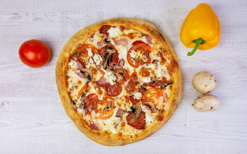 Пицца «Микс Четыре сезона»