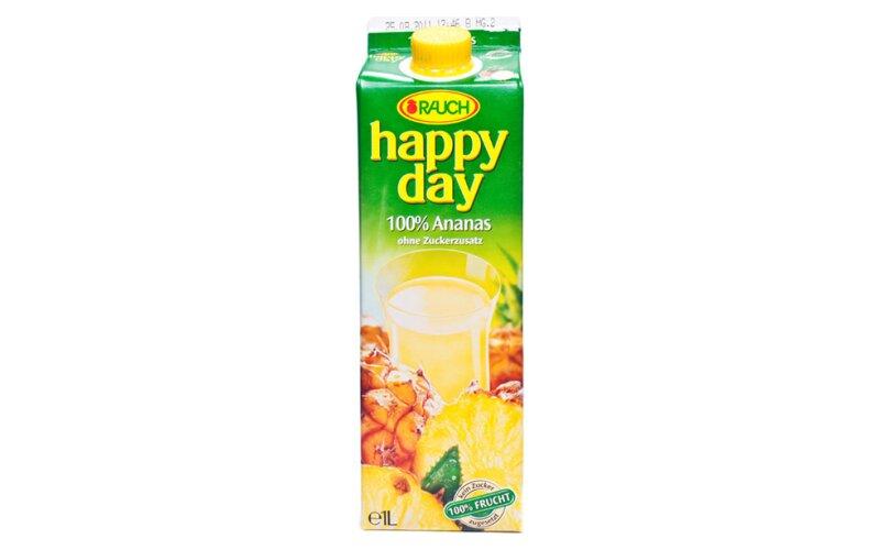Сок Happy Day ананасовый