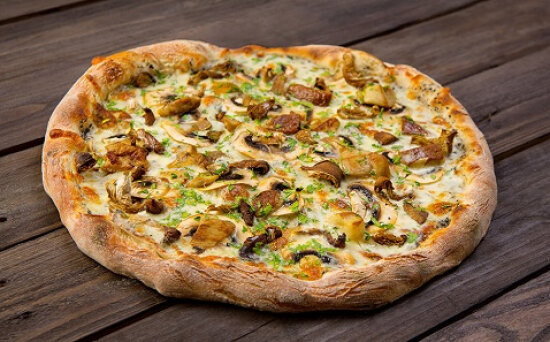 Пицца «Лесная»