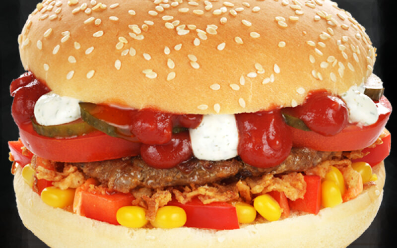 Бургер «Мексиканский»