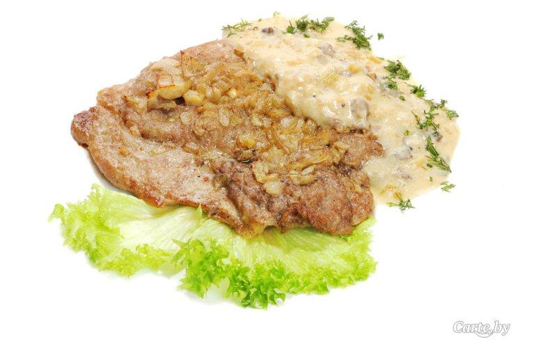 Мясо «По-охотничьи»