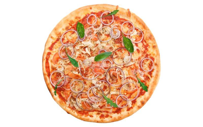 Пицца «Кампаньола»