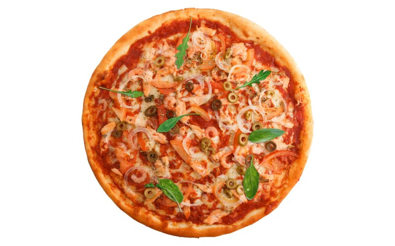 Пицца «Сицилиано»