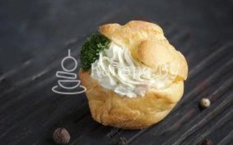 Профитроль с сыром «Альметте»
