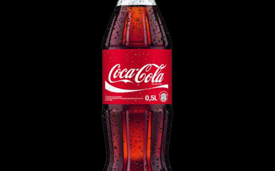 Напиток газированный Coca-Cola в стекле
