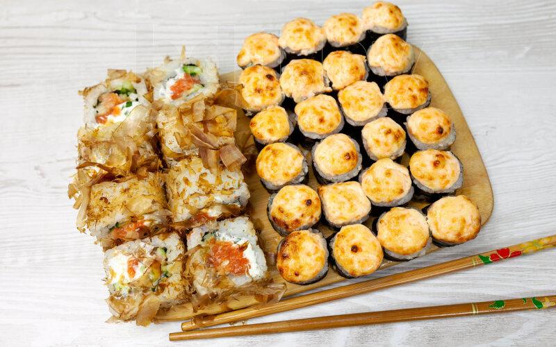 Суши-сет «Вкуснее букета»