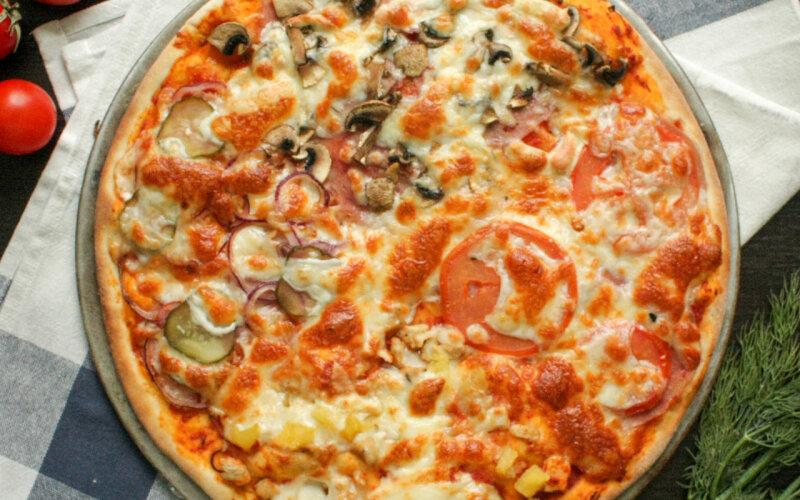 Пицца «Кватро»