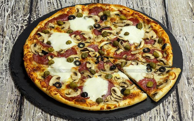 Пицца «Бергамо»