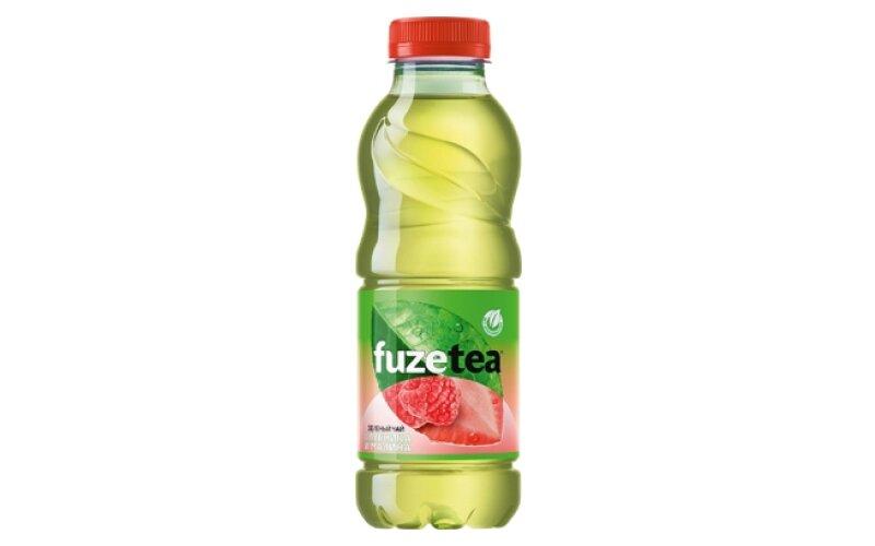 Чайный напиток FuzeTea «Клубника-малина»