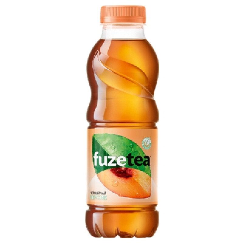 Чайный напиток FuzeTea «Персик»