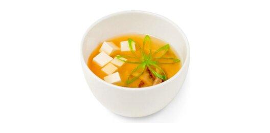 Суп «Мисо ширу»