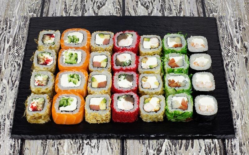 Суши-сет «Сакура»